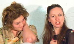 Stasha-lee Beukes and Heather Fletcher